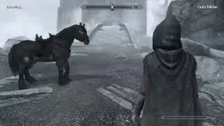 Vampire Castle Roof Exploit and Gate Skip (Glitch fix) Skyrim PS4 I Xbox One