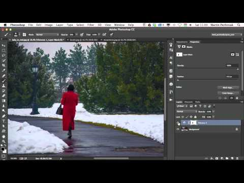 The Ultimate Guide to Adjustment Layers - Vibrance