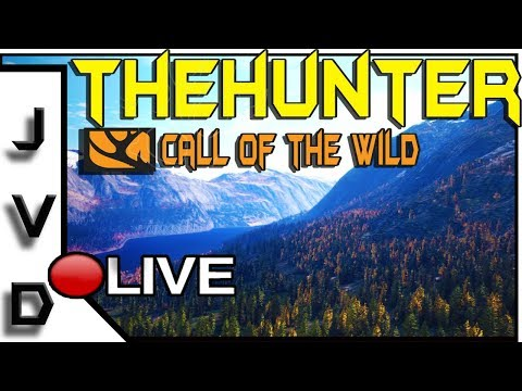 Collabarative Hunt | theHunter Call of the Wild LIVE! | Layton Lake District | COTW Multiplayer