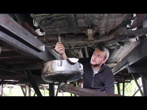 Замена масла в двигателе Kia