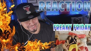Lil Dicky - Freaky Friday feat. Chris Brown REACTION