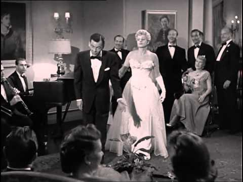 Frank Sinatra and Shelley Winters  A Good Man Is Hard to Find