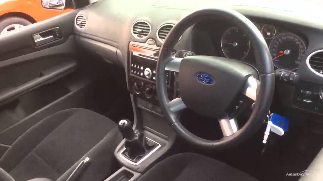 2007 Ford Focus Ghia Tdci
