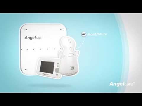Angelcare Video Movement & Sound Monitor - English | Toys R Us Canada