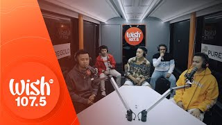 "Henyong Makata performs ""Ikaw"" LIVE on Wish 107.5 Bus"