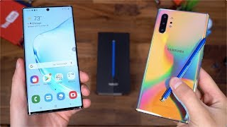 Samsung Galaxy Note 10+ Unboxing!