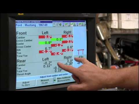 How vehicle alignment machine works youtube how vehicle alignment machine works fandeluxe Gallery