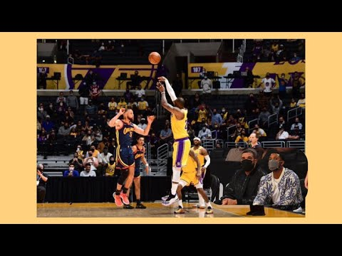 LeBron James delivers in clutch as Los Angeles Lakers take 7th ...