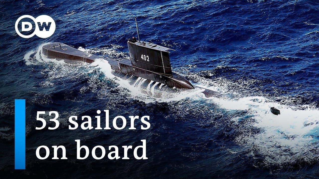 Missing submarine update: Indonesia navy declares lost sub sunk ...