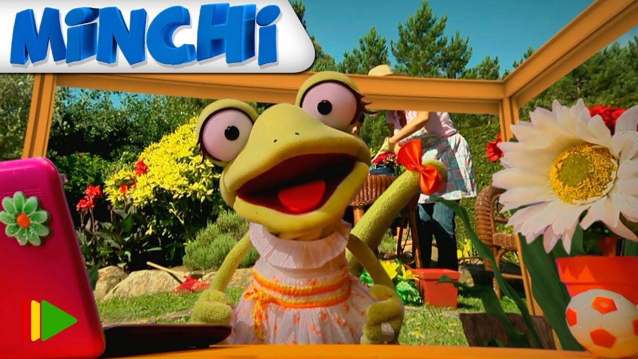 Las Aventuras de Minchi | Episodios para NIÑOS | Árboles | +11 minutos