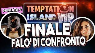 SERENA & PAGO FALO' DI CONFRONTO - PARTE II - TEMPTATION ISLAND VIP [REACTION FINALE]