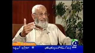 Jawab Deyh - Col Rafiuddin - Eyewitness Story How Bhutto Executed - ( Part 1-2 ) - by roothmens