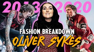 Fashion Breakdown: Oli Sykes (Fashion Designer Reviews)