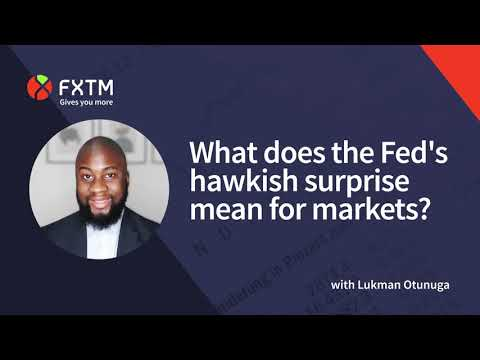 What does the Fed's hawkish surprise mean for markets?