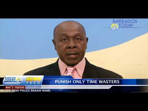 BARBADOS TODAY MORNING UPDATE - March 27, 2018