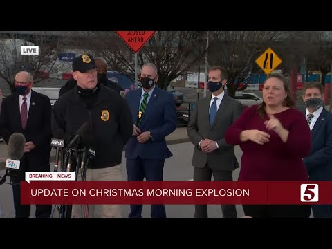 Anthony Warner identified as Christmas Day bomber