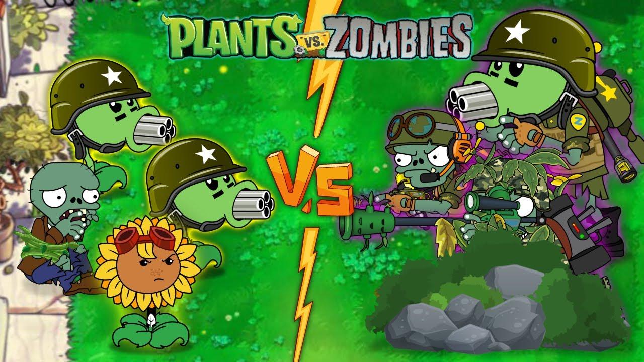 Plants Vs Zombies GW Animation - Episode 02