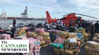 U.S. Agencies Seize Huge Narcotics, Acreage Holdings Pulls On MMJ Market and Israel Increase Imports