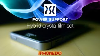 Power Support - Hybrid Crystal Film (CC in English)