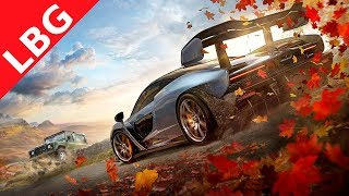 Forza Horizon 4 - First Hour Gameplay