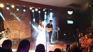 Irina Rimes - Bolnavi Amandoi Live Hard Rock Cafe Bucuresti