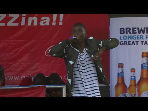 LATINUM performing  BAABO Live at Zzina Beach Carnival 2017