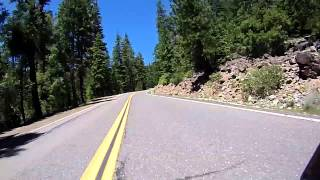 Leod Escapes California Motorcycle Tours Highway 3 Trinity Alps