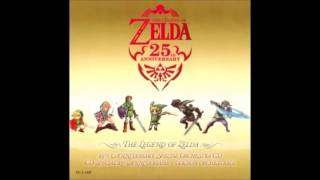 Legend of Zelda 25th Anniversary Orchestra CD 10 hours