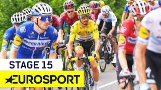 Samenvatting etappe 15 Tour de France 2019