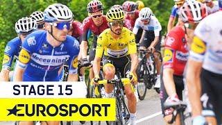 Samenvatting etappe 15 Tour de France 2019