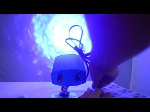 water wave Projector