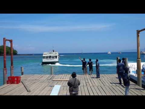 Eka Jaya 23 Fast Boat : Bali - Gili Trawangan & Gili Air