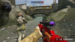 "Warface 3 Aces McMillan CS5 ""World Tournament"" #79#80#81"