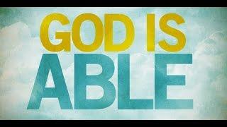 DANNY CASTLE - GOD IS ABLE!!(EXCELLENT SERMON!!)