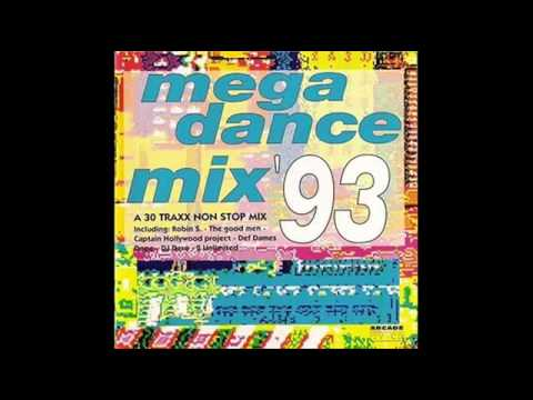 Mega Dance Mix 93