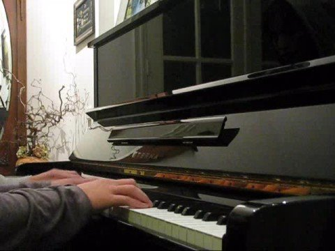 All Summer Long - Kid Rock on piano