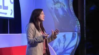 Micro Influence, Entrepreneurship & The Future of Protest: Rahaf Harfoush at TEDxWallStreet