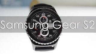 Samsung Gear S2 Classic Smartwatch Unboxing & Overview