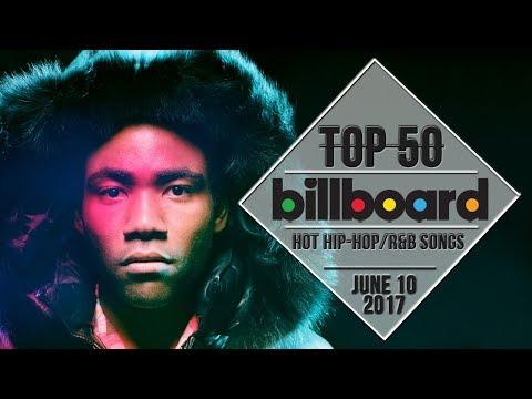 Top 50 • US Hip-Hop/R&B Songs • June 10, 2017 | Billboard-Charts