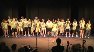 UW A Cappella Ensemble - Is She Really Going Out With Him? - a cappella