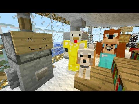 Minecraft Xbox - Robot Statues [251]