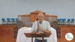 Estudo Bíblico - Rev. Paulo Martins Silva