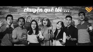 VHOPE | Chuyện Quê Tôi - Nhiều ca sĩ | CHẠM+ (Lyric Video)