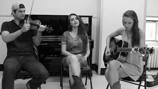 Ring of Fire Johnny Cash Cover with Sheena Mullan and Vic Andrews