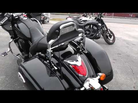 How To Install Cobra Mufflers On A  Kawasaki Nomad