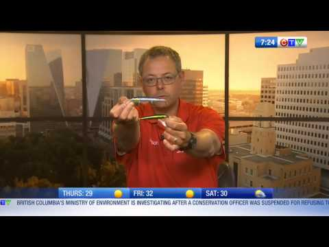 Free fishing weekend-CTV Saskatoon
