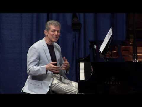 Faculty Presentation by John Bloomfield