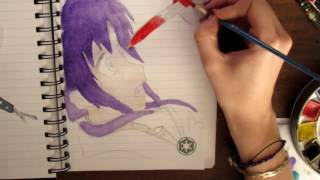 How to draw Ayumi Shinozaki / Corpse party