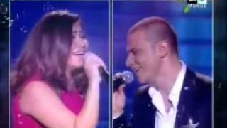 شيرين في برنامج ستديو دوزيم و اغنية صبري عليك طال