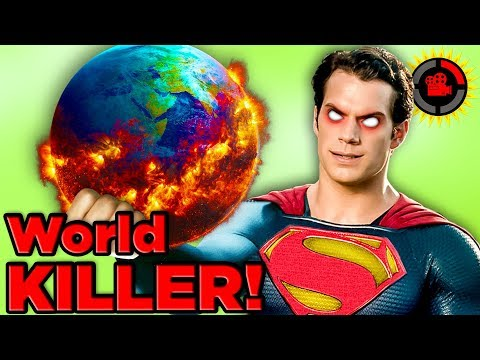 Film Theory: Superman FAILED US! Why Justice League is Earth